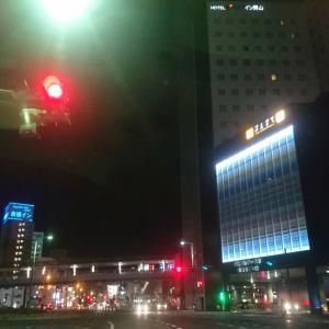 浮気調査終了は岡山駅前