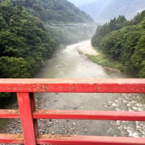 高原川、中川先輩にスコンスコン