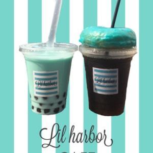 Lil harbor CAFEオープン!