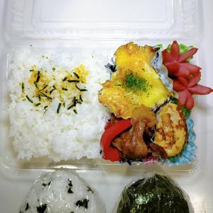7月22日(水)のお弁当 隠してないけど最高の隠し味【オイスターソース】