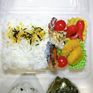 7月31日(金)のお弁当 【エノキのホイル焼き】お弁当に入れたらわからないんだけど…