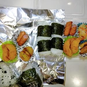 8月3日(月)のお弁当 【エビフライ】一口で食べれるおかず