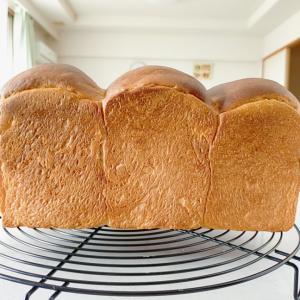 2斤型で【ヨーグルト食パン】 分量あり