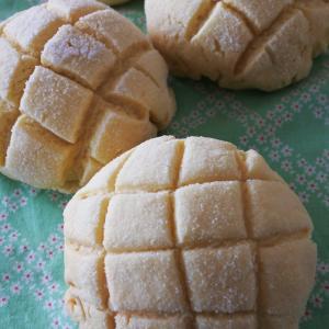 【ほとはのパン教室】10月はメロンパン