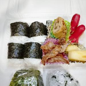 10月23日(金)のお弁当 何かと誘惑が増える冬