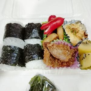 10月30日(金)のお弁当 作っててよかった【自家製冷凍食品】