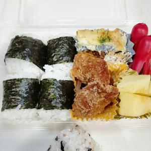11月20日(金)のお弁当 簡単作業でボリューム感をだすには