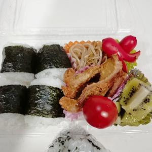 12月4日(金)のお弁当 キウイは楽々