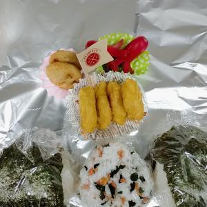 7月31日(土)のお弁当 ナゲット
