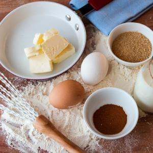 パン生地作りに必要な材料