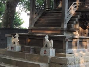 諏訪稲荷合殿神社
