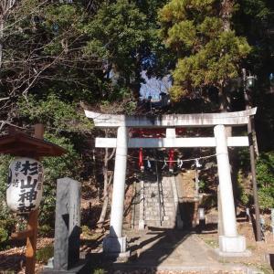 茅ヶ崎杉山神社初詣