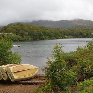 栗駒山と熊野三山(1)―栗駒山須川湖