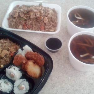 映画館とおいしくなかった日本食