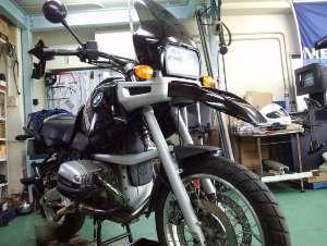 かなり珍しいバイクです!