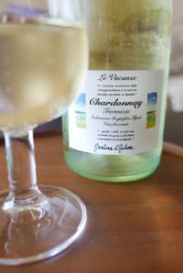 気楽なグラスで気楽なワイン