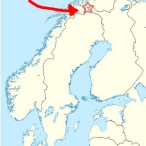 スウェーデンの最南端の町