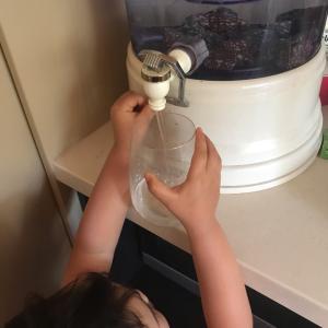 3歳児が自分でおやつを用意できるワケ