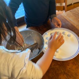 【レシピ付き】3歳児と作るにんじんクラッカー