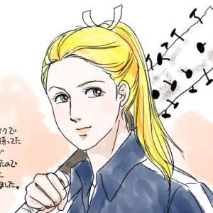 「リョーコ」描いてもらいましたー!