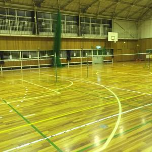 令和元年度スポーツ教室小野会場始まる