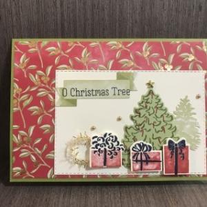 ずいぶん前の作品です…クリスマスカード  No.81〜86