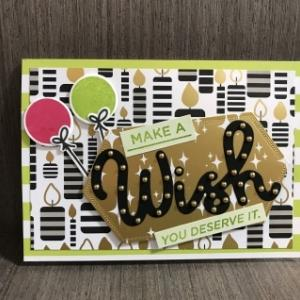 ダンナさんの誕生日カード No.90