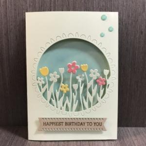 友人への誕生日カード No.91