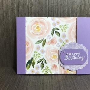 友人への誕生日カード No.94