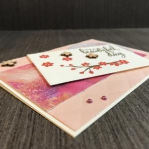 春のご挨拶カード〜No.20