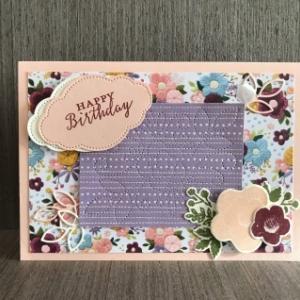 刺繍模様のカード〜No.22〜24