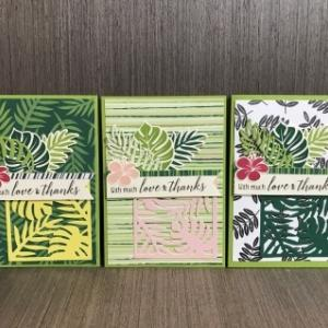 暑中見舞いカード③
