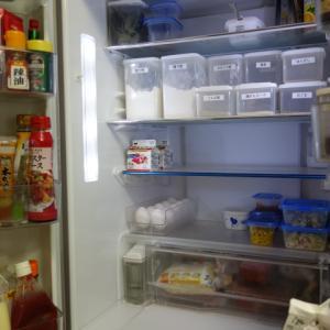 冷蔵庫内は5割収納を目標にすればだいたいはキレイを保てる