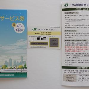 JR東日本の株主優待に希望と期待と祈りを込めて