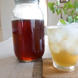 きび砂糖で作る梅シロップのお味はいかに?