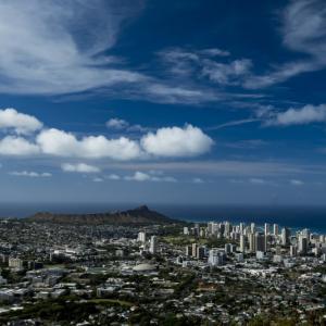 第899回  Picturesque landscapes in Hawaii