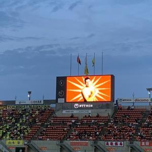 2021年J2リーグ第18節-栃木戦-感想