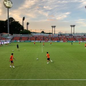 2021年J2リーグ第23節-琉球戦-感想