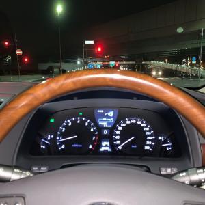 車が戻ってきた^_^明日は新宿店!