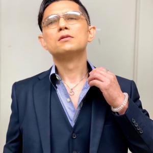 的場浩司さん着用有難う御座います!