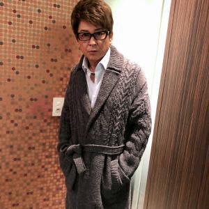 哀川翔さん着用有難うございます!