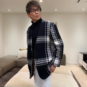 哀川翔さん着用有難う御座います!