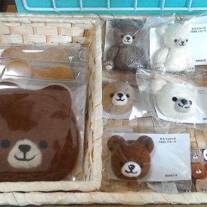 岡山市のハンドメイド雑貨屋JUBILEEさんに納品してきました。