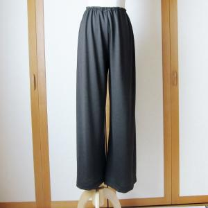 自分用の部屋着パンツ 2本目作ってみた