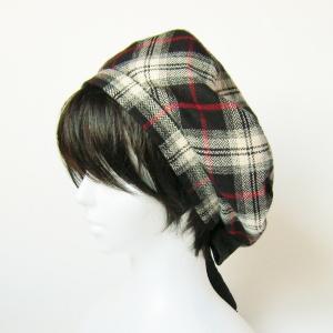 新作! かわいい ふんわり リボンベレー帽
