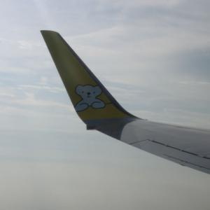 飛行機で高所恐怖症