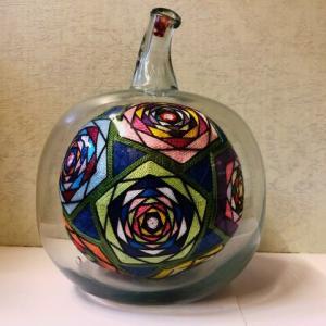 瓶細工てまり 2006年8月10日の作品です