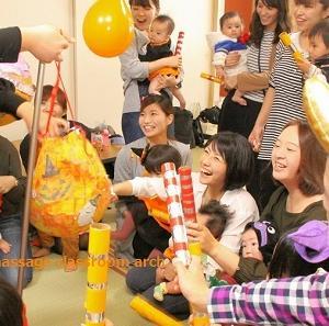 産後のコミュニティー作りにもなる♪今年は楽にハロウィンイベントを楽しもう!