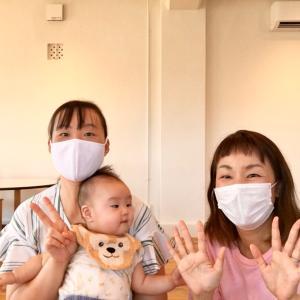 ベビーマッサージは継続が大切だと気付いた0歳赤ちゃんママはやる気を出して始めています!