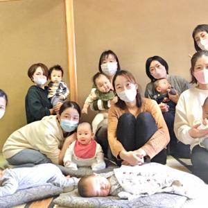 【御礼】乳幼児ママ、楽しみながらリフレッシュしながら教室時間を子育てのパワーに還元♪